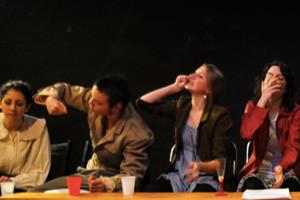 corso di teatro avanzato a Mialno