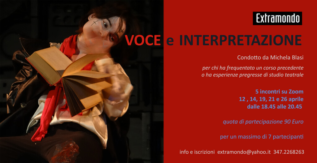 VOCE E INTERPRETAZIONE