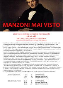 Manzoni mai visto 2019