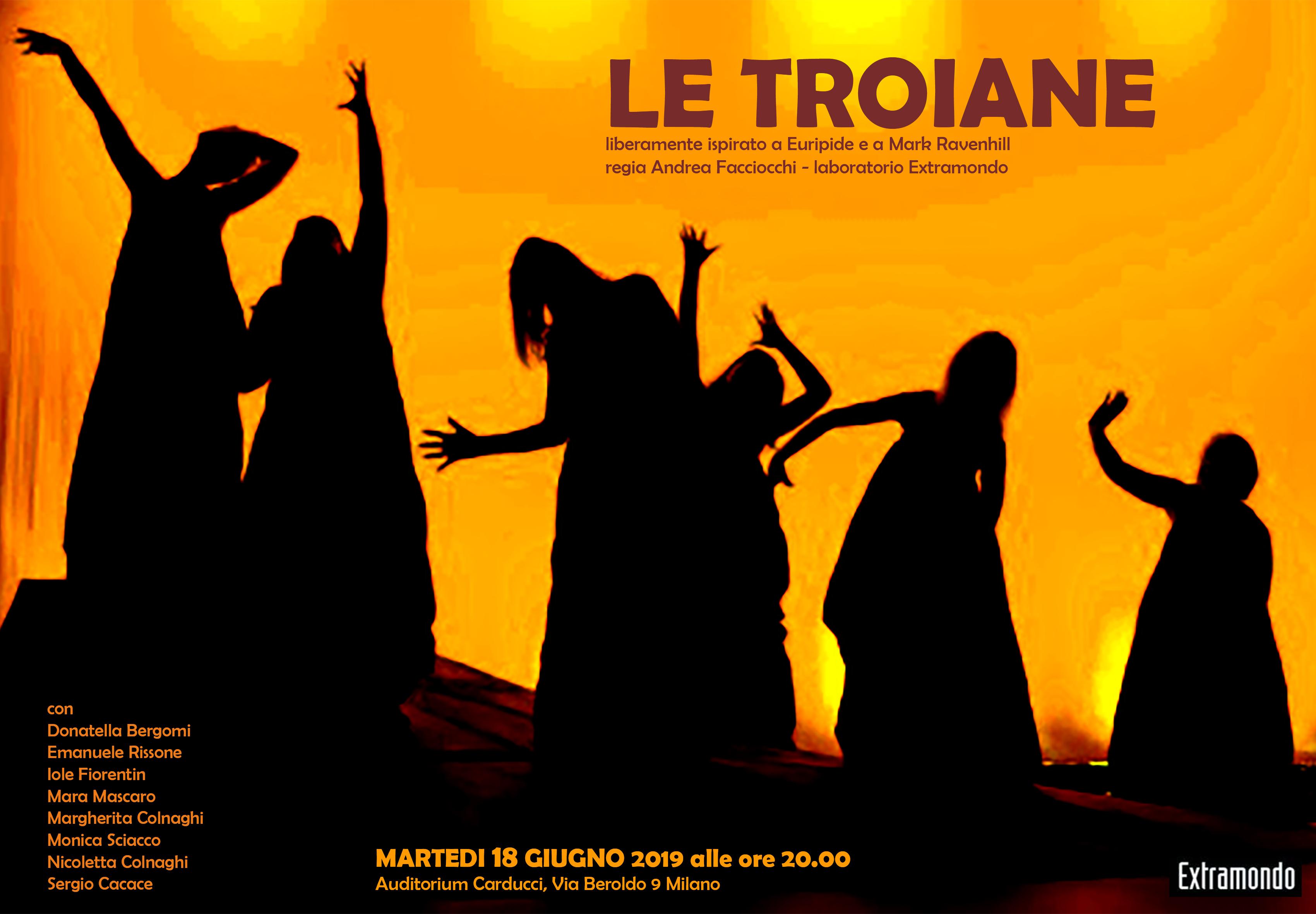 troiane 2019 - bis