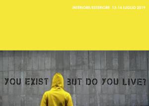 interiore esteriore - exist + giallo